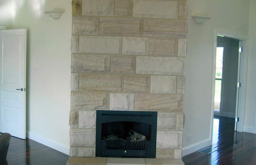 sandstone-fireplace