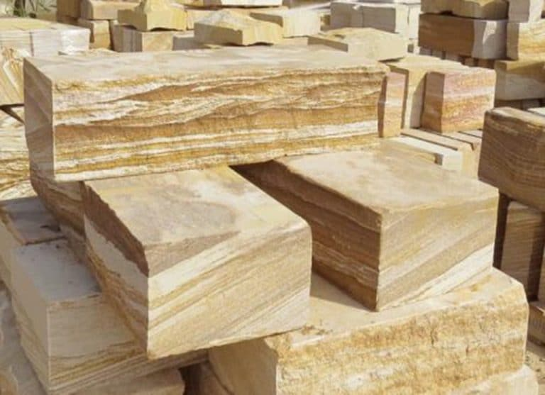 Sandstone Blocks - Retaining Wall Blocks